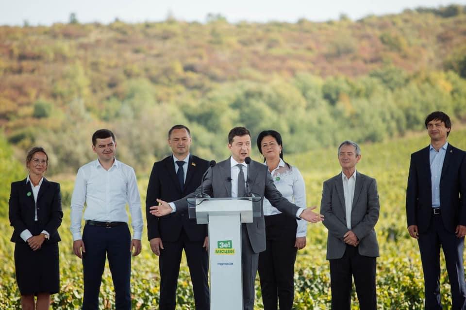 Вчора Президент України відвідав Закарпатську область та розповів про конкретні плани нашої команди у регіоні.