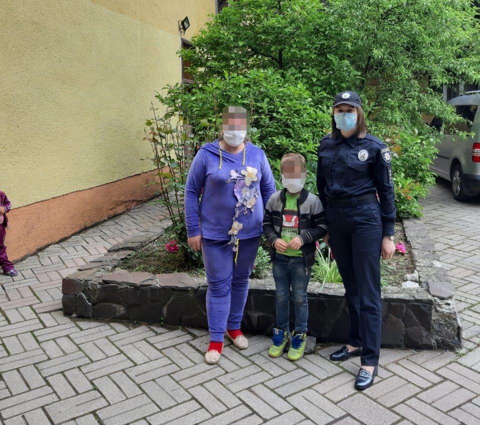 Сьогодні, 2 червня, близько 3.00години до Іршавського відділення поліції звернулась мешканка села Довге з повідомленням про зникнення її малолітнього сина.