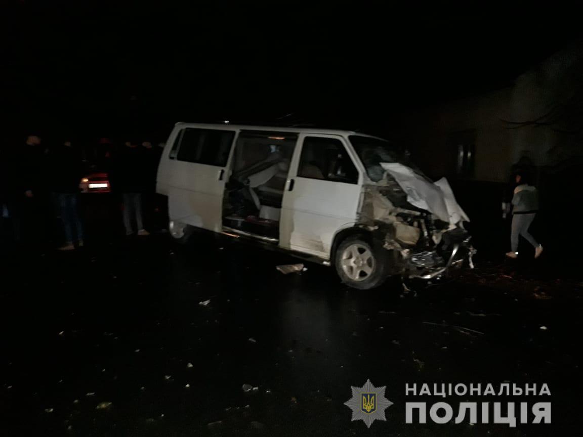 Сьогодні обрано запобіжний захід водію мікроавтобуса Т4, який спричинив смертельну автоаварію в Виноградові 8 березня, Чабруну Дмитру.