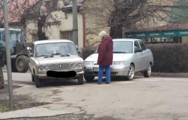 Подія трапилася на вулиці Мужайській на одному із перехрестів.