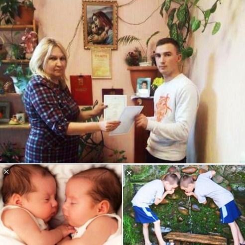 В мережі розповіли, чому в селі на Виноградівщині так багато близнюків