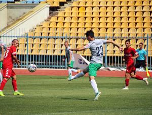 У ворота мукачівської команди влетіло п'ять голів.