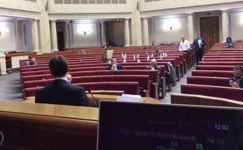У січні та лютому 2019 року 9 нардепів не проголосували на жодному з 18 засідань Верховної Ради, під час яких відбулося 304 голосування.