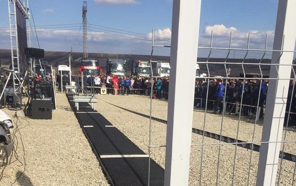 У Румунії відкрили однометрову автомагістраль