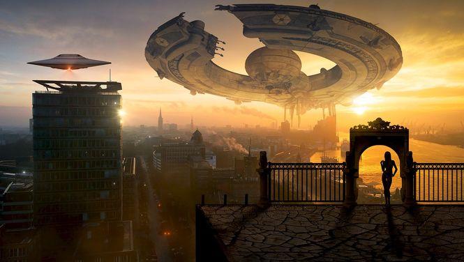 Американський астроном стверджує, що інопланетяни ймовірно вже побували на за Землі, але ми про це просто не знаємо, тому що навколо НЛО занадто багато галасу.