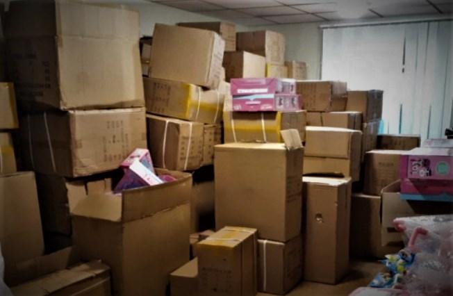 У Мукачево передали понад півтисячі іграшок з Одеської митниці Держмитслужби.