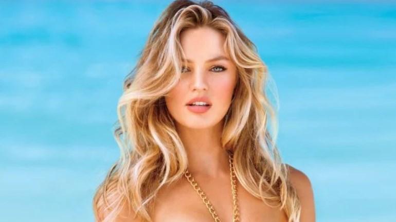 Модель позувала абсолютно оголеною на пляжі. Сміливе фото вона опублікувала в своєму Instagram.