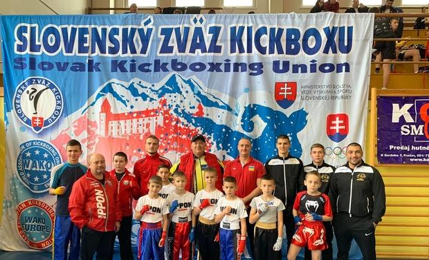 У змаганнях, які проходили цієї суботи в місті Пряшів, взяли участь 26 команд з Польщі, Словаччини та Закарпаття.