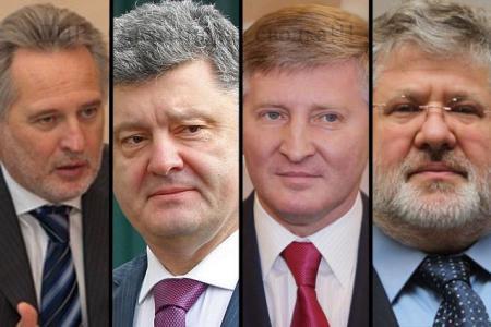 Серед 10 найбагатших українців збагатів лише Порошенко