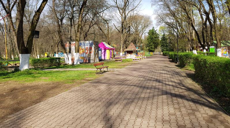 Як мери обласних центрів облаштовують парки.