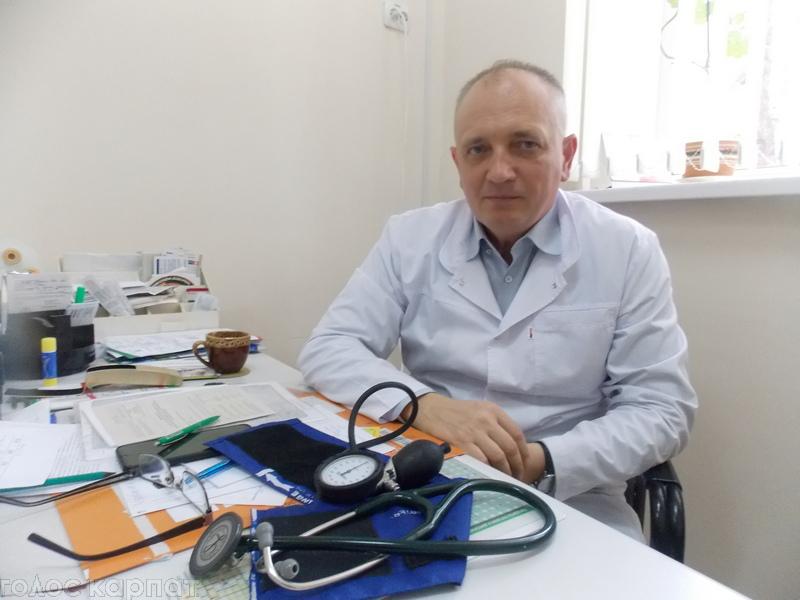 За роз'ясненням звернулися до завідуючого амбулаторії загальної практики сімейної медицини № 1 в м.Берегові Гейзи Гаала.