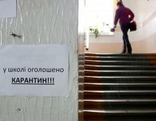 Учні шкіл Тячівщини і далі перебуватимуть вдома — через продовження карантину