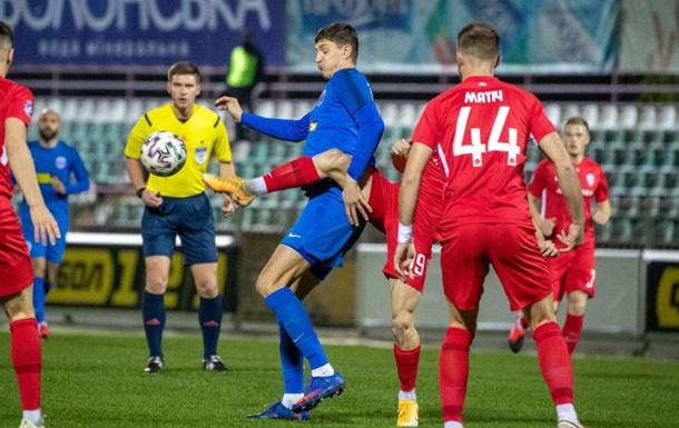 Гол Будковського дозволив чернігівському клубу мінімально обіграти суперника.