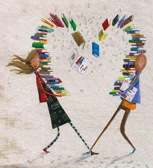 14 лютого – Міжнародний день книгодарування.