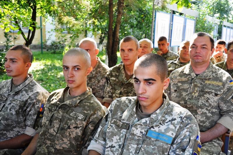 Із зони АТО в Закарпаття повернулося 14 військових служби правопорядку