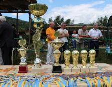 Команди юних футболісти 4-х гірських сіл боролись за «Кубок Дубового»