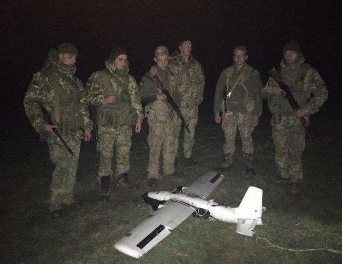 Учора ввечері прикордонникам Чопського загону вдалося перехопити легкий літальний апарат, який, вірогідно, використовували з протиправною метою.