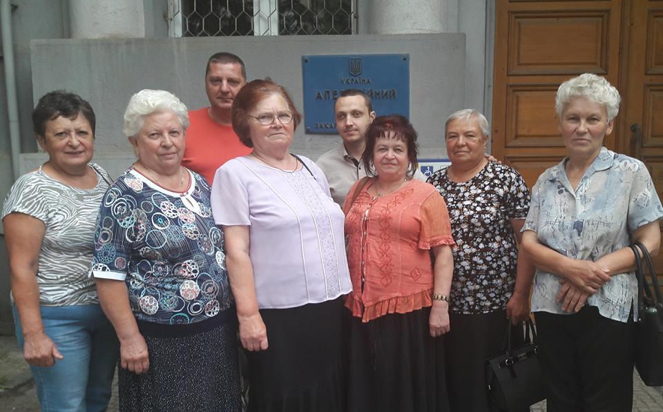 Вже 6-й рік тривають судові баталії по відновленню товариством