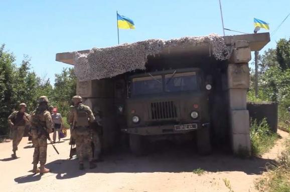 Розведення біля Золотого і Петровського мало розпочатися 7 жовтня, але відкладається через обстріли.