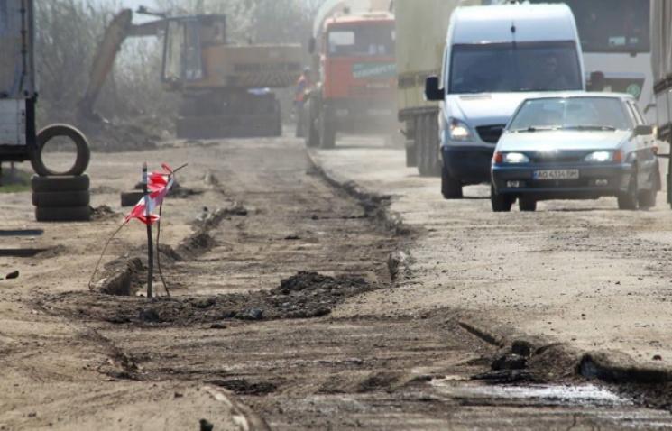 Мукачівські депутати попросили від Гройсмана грошей на об'їздну дорогу