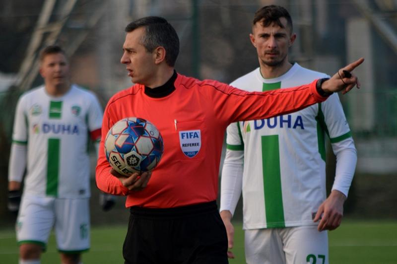 Мукачівець Ярослав Козик обслуговуватиме поєдинок 12-го туру УПЛ між «Львовом» та «Інгульцем» (Петрове).