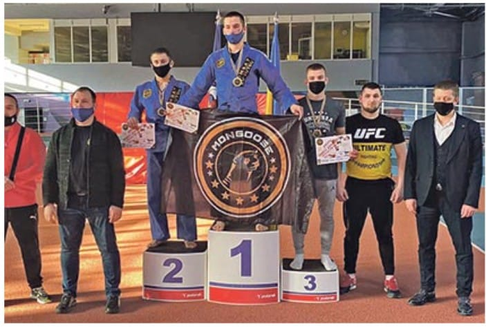 Чемпіонат України серед юніорів проходив у Києві.
