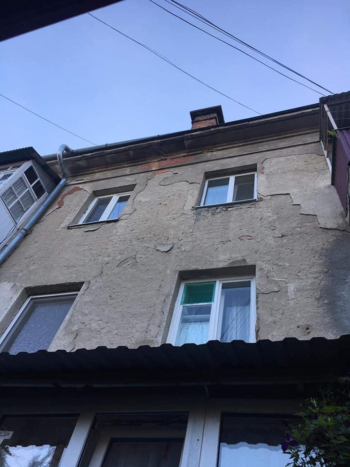 Речь идет о доме на Партизанской улице.