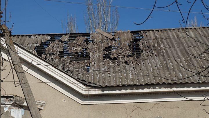 На Тячівщині блискавка влучила в будинок
