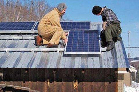 Закон дозволить до 2030 року встановлювати домашні СЕС до 30 кВт і отримувати