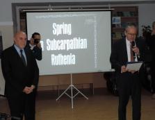 Присвячену 100-річчю утворення Чехословацької Республіки виставку відкрили в УжНУ