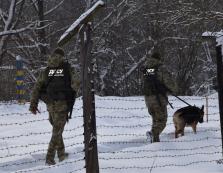 Закарпатця, який погрожував фізичною розправою стражам кордону, затримали