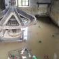 Стихія на Закарпатті: 100-річний чеський млин потопає у великій воді (ФОТО, ВІДЕО)