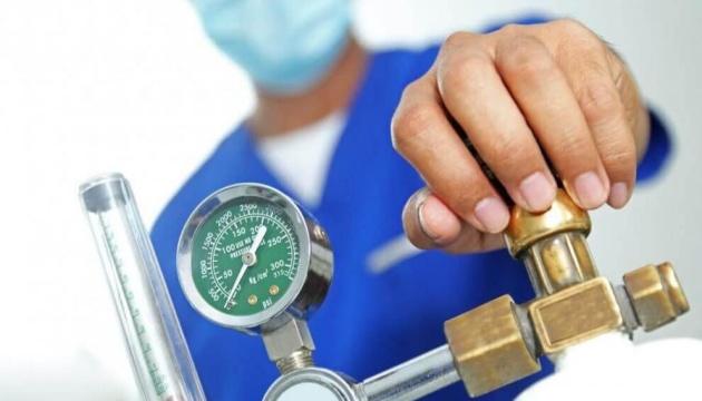 Закарпатские больницы на 74 процента обеспечены кислородом.