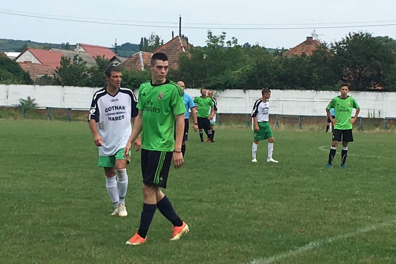 3-4 серпня відбулись матчі-відповіді чвертьфіналів Кубку Берегівського району Закарпаття.