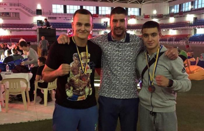 Закарпатський спортсмен став чемпіоном України з боксу