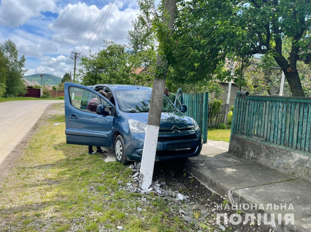 Вчера, 24 мая, в полицию поступило сообщение о ДТП в селе Шаланки Рериховского района.