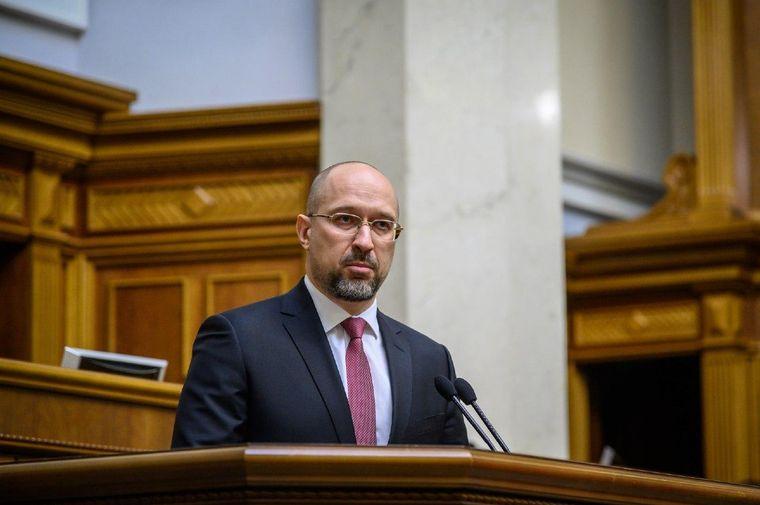 За даними ЗМІ новим прем'єр-міністром стане колишній топ-менеджер компанії Ахметова Денис Шмигаль.