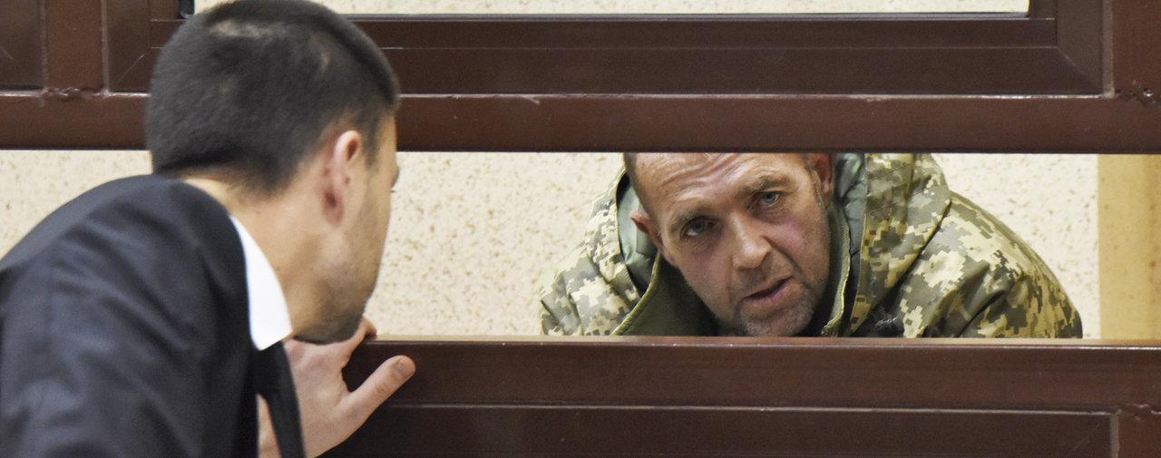 До 71 українського політв'язня Росія додала 24 моряків.