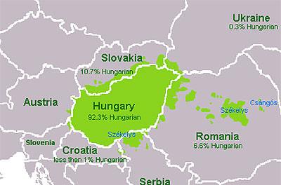 Угорська коаліційна партія направила прем'єр-міністру Словаччини Ігорю Матовичу запит під назвою
