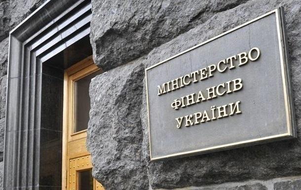 Держборг України перевищив 74 млрд дол.