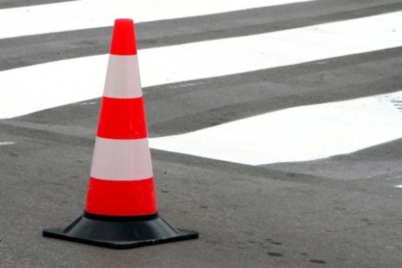 У Мукачеві чергова ДТП. Аварія сталася на вулиці Миру.