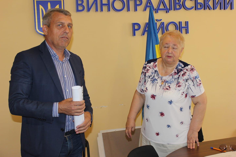Сьогодні Іван Бушко зареєструвався кандидатом на голову Виноградівської ОТГ як самовисуванець.