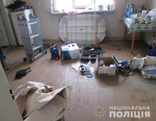 """Поліція Тяівщини """"за гарячими слідами"""" розкрила крадіжку у селищі лісорубів"""