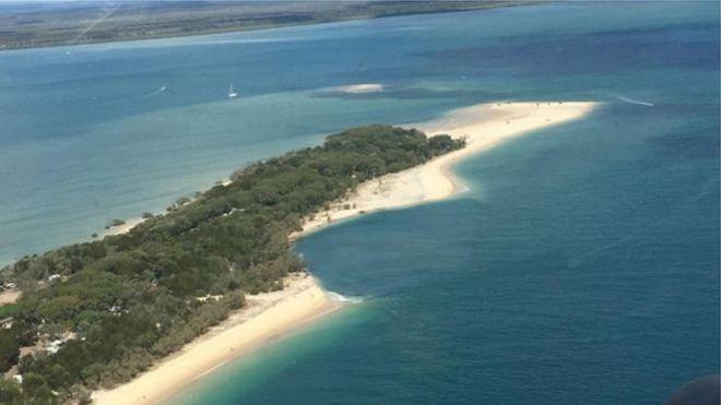 "В Австралії пляж ""провалився"" в океан (ФОТО)"