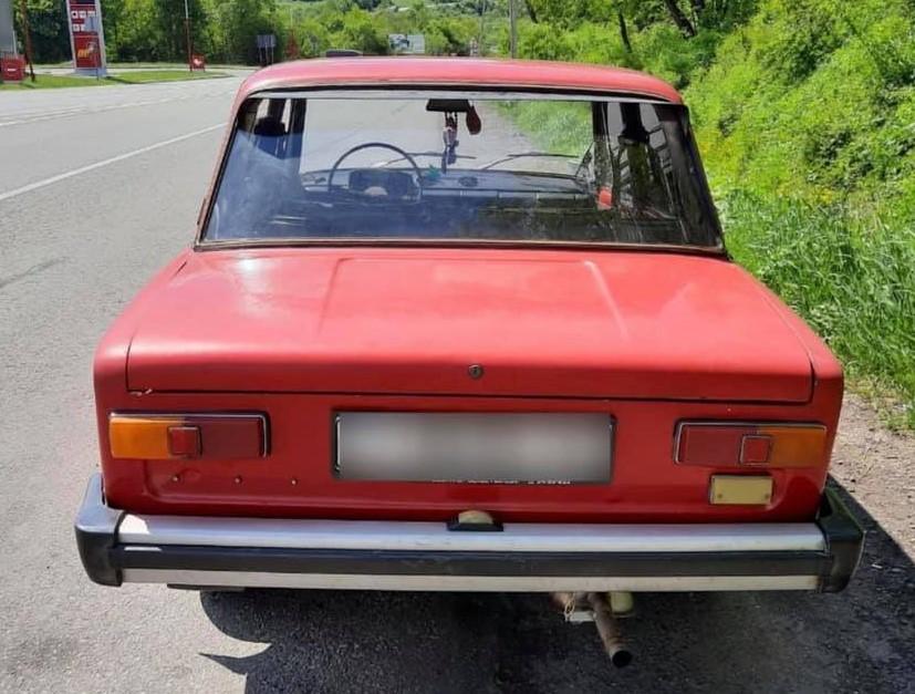 Патрульные обнаружили пьяное рулевое колесо, которым, по мнению суда, управлял автомобиль, сообщает Патрульной полиции Закарпатья.