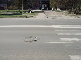До уваги водіїв! Ремонтні роботи на перехресті вулиць Грушевського та Минайська.