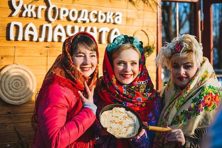 Найсмачніше свято цієї зими, 11-й Фестиваль «Ужгородська ПАЛАЧІНТА 2020» відбудеться цього року 14-16 лютого на великому паркінгу позаду ТЦ «ДАСТОР».