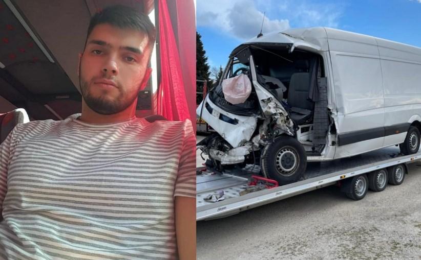 Страшну автотроща в яку потрапив молодий мукачівець Крістіан Зейкан трапилася тиждень тому.