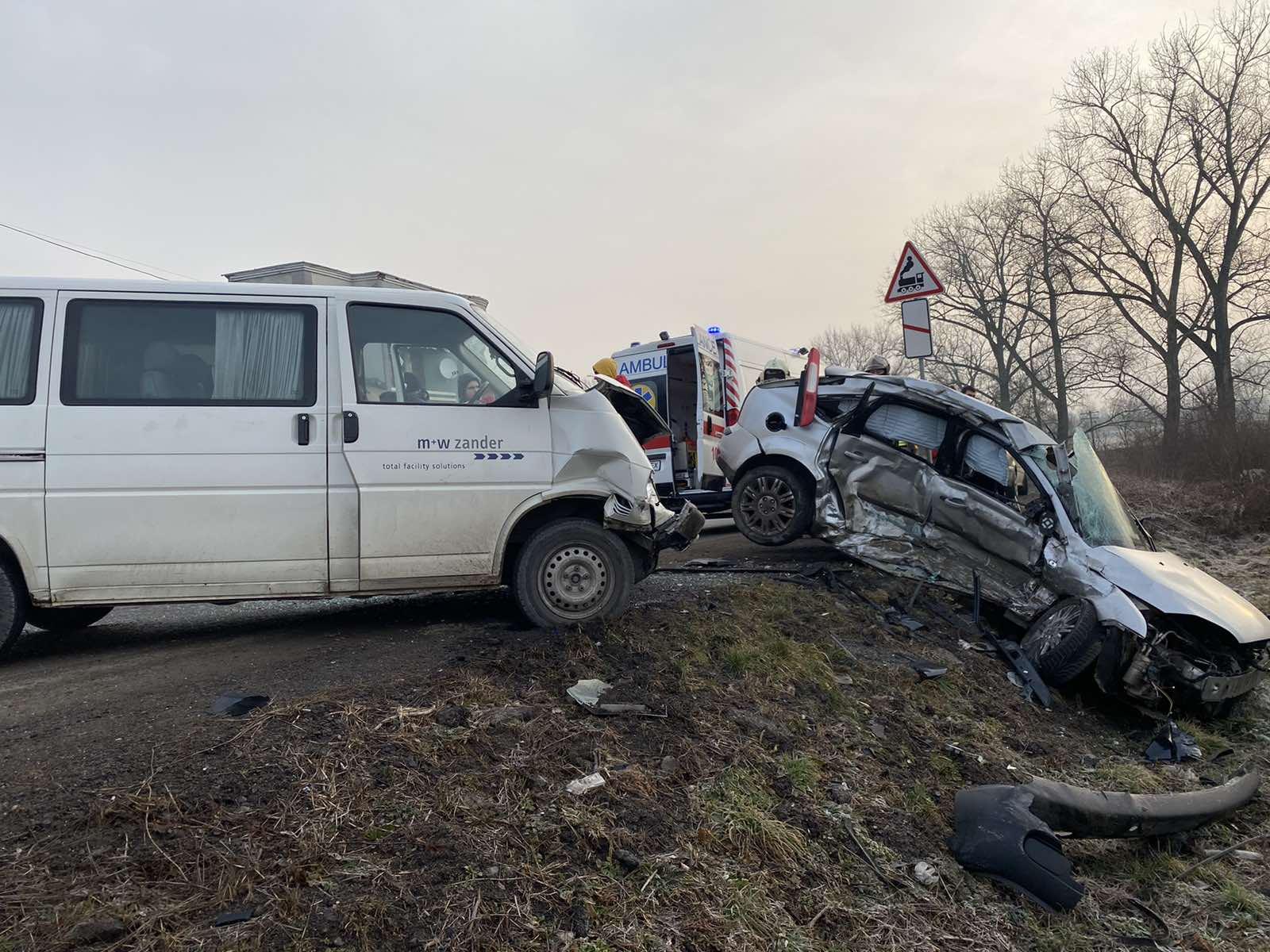 24 лютого о 07:54 до Служби порятунку надійшло повідомлення про дорожньо-транспортну пригоду, що сталася біля с. Сільце Берегівського району.