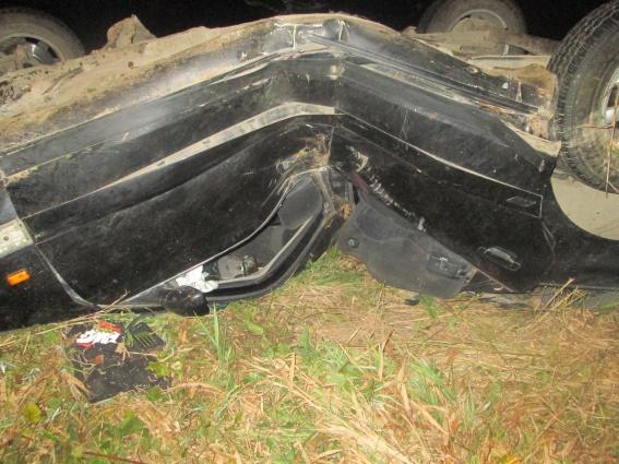 Смертельне ДТП на Закарпатті : водій «AUDI A6» не впорався з керуванням, 26-літній закарпатець помер